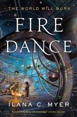Fire Dance (The Harp and Ring Sequence, #2)