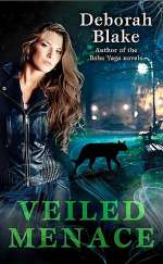 Veiled Menace (Veiled Magic, #2)