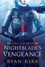 Nightblade's Vengeance (Blades of the Fallen, #1)