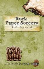 Rock Paper Sorcery (Night Call, #3)