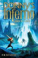 Down in Flames (Donny's Inferno, #2)