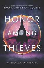 Honor Among Thieves (Honors, #1)