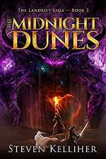 The Midnight Dunes (The Landkist Saga, #3)