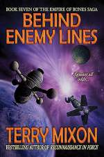 Behind Enemy Lines (The Empire of Bones Saga, #7)