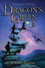 Dragon's Green (Worldquake, #1)