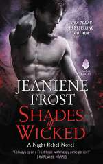 Shades of Wicked (The Night Rebel, #1)