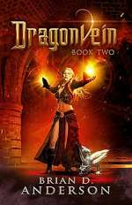 Dragonvein: Book Two (Dragonvein, #2)