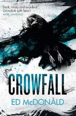 Crowfall (The Raven's Mark, #3)