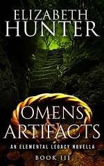 Omens and Artifacts (Elemental Legacy, #3)