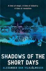 Shadows of the Short Days (Hrimland, #1)
