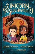 The Basque Dragon (The Unicorn Rescue Society, #2)