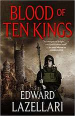 Blood of Ten Kings (Guardians of Aandor, #3)