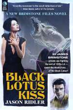 Black Lotus Kiss (The Brimstone Files, #2)