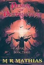 Demon of Destruction (Fantastica, #3)