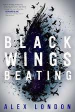 Black Wings Beating (The Skybound Saga, #1)