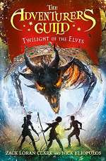 Twilight of the Elves (The Adventurers Guild, #2)