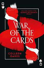 War of the Cards (Queen of Hearts Saga, #3)