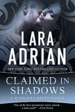Claimed in Shadows (The Midnight Breed, #15)