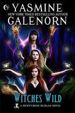 Witches Wild (Bewitching Bedlam, #4)