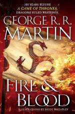 Fire and Blood (Fire and Blood, #1)
