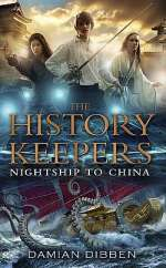 Night Ship to China (The History Keepers, #3)