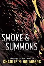 Smoke and Summons (The Numina Series, #1)