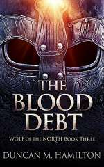 The Blood Debt (Wolf of the North, #3)