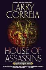 House of Assassins (Saga of the Forgotten Warrior, #2)