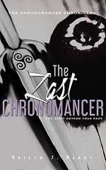 The Last Chronomancer (The Chronomancer Chronicles, #1)