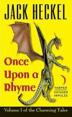 Once Upon a Rhyme (Charming Tales, #1)