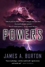 Powers (The Bladesmith, #1)