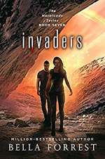 Invaders (Hotbloods, #7)