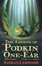 The Legend of Podkin One-Ear (The Five Realms, #1)