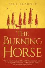 The Burning Horse (The Wolf in the Attic, #2)