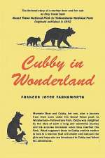 Cubby in Wonderland (Cubby in Wonderland, #1)