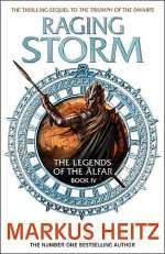 Raging Storm (The Legends of the Älfar, #4)