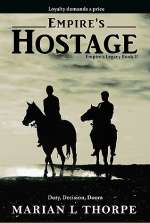 Empire's Hostage (Empire's Legacy , #2)