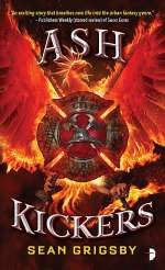 Ash Kickers (Smoke Eaters, #2)