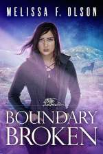 Boundary Broken (Boundary Magic #4)