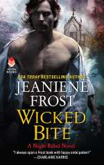 Wicked Bite (The Night Rebel, #2)