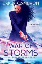 War of Storms (The Ryogan Chronicles , #3)