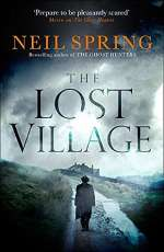 The Lost Village (The Ghost Hunters, #2)
