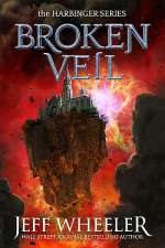 Broken Veil (The Harbinger Series, #5)