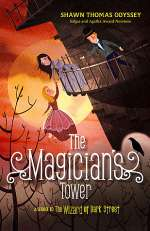 The Magician's Tower (Oona Crate Mysteries, #2)