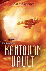 Kantovan Vault (The Spiral Wars, #3)