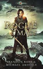 Rogue Mage (Path of Heroes #1)