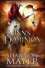 Jinn's Dominion (Desert Cursed Series #3)