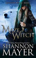 Maze Witch (Questing Witch, #3)