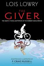 The Giver (The Giver Quartet (graphic novels), #1)