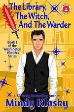 The Library, the Witch, and the Warder (Washington Warders, #1)